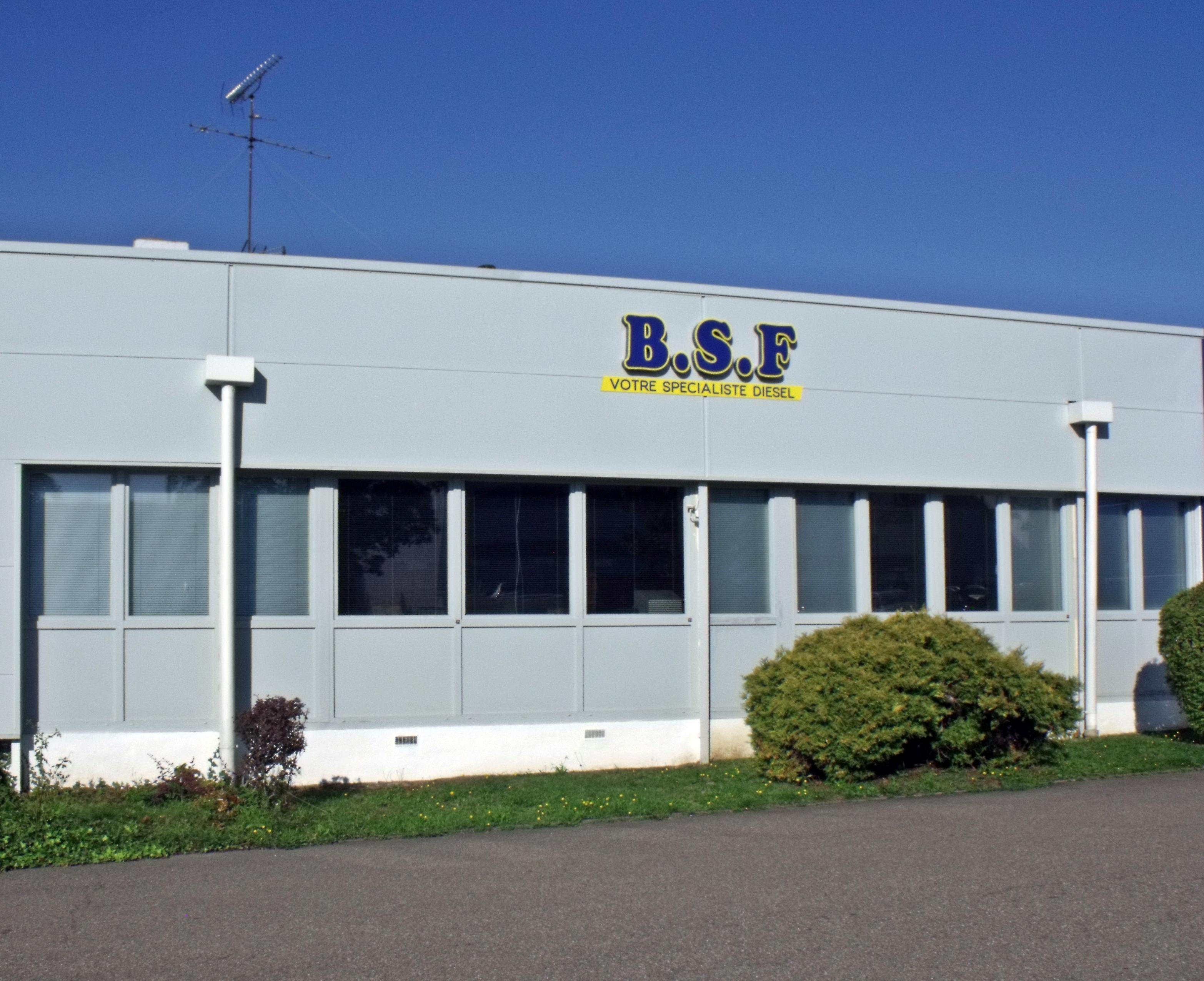 B s f garage le sp cialiste diesel for Garage ford metz borny